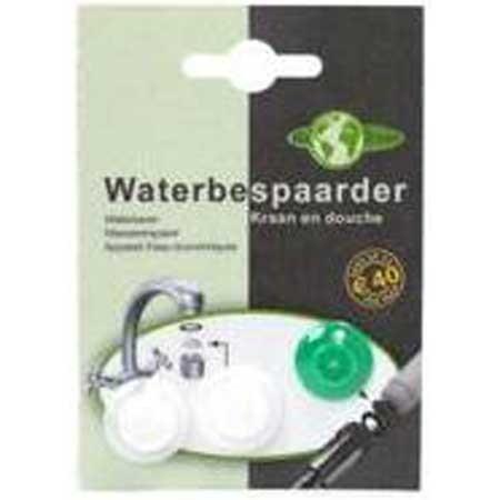 3 Válvulas limitadoras de ducha