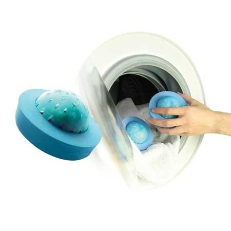 Kit 3 bolas de lavado