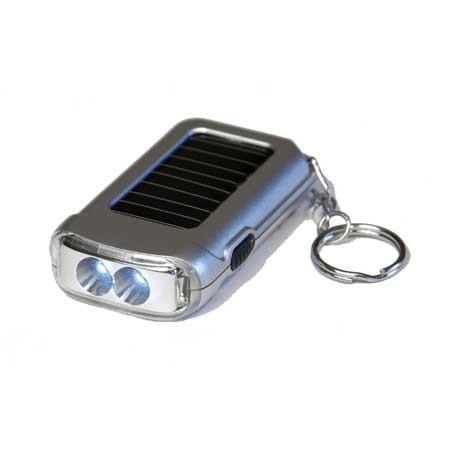 Linterna-llavero solar Stingray